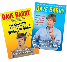Books by Dave Barry